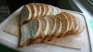 Allergy-free sandwich bread