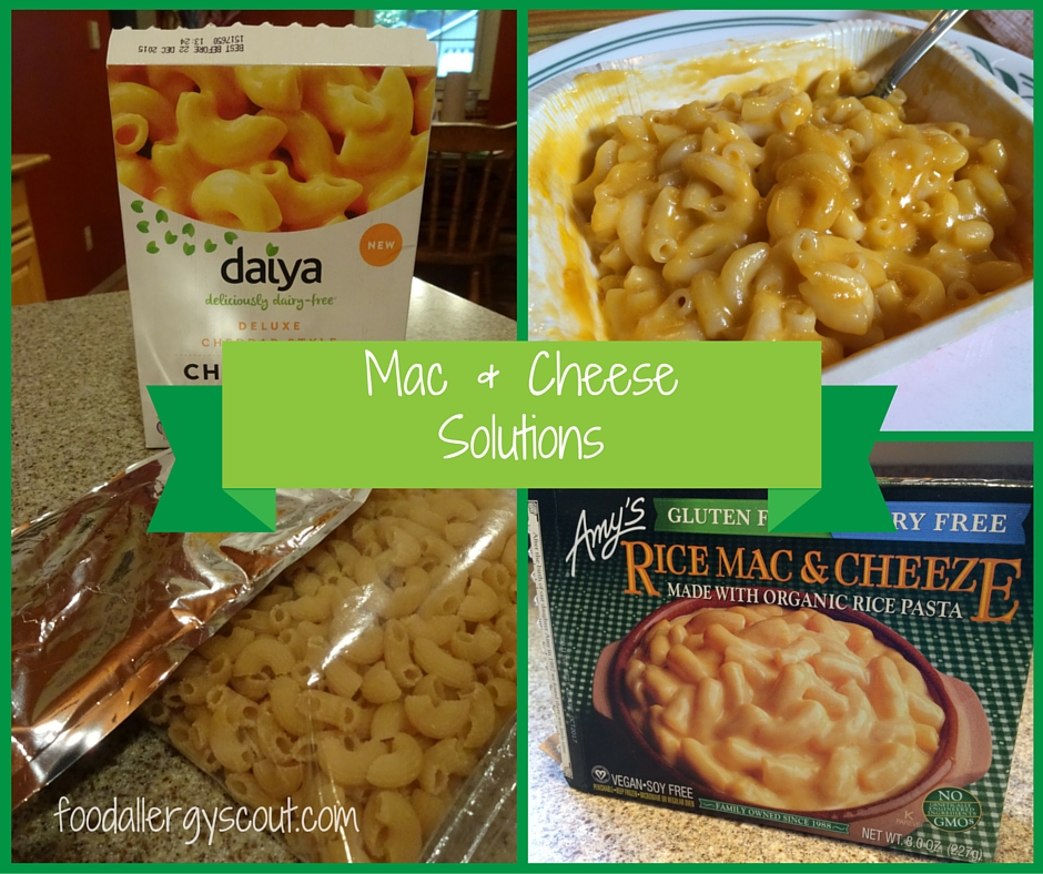 Mac & Cheese Solutions