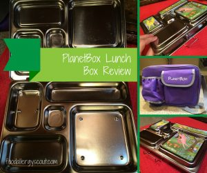 PlanetBox Lunch Box Review