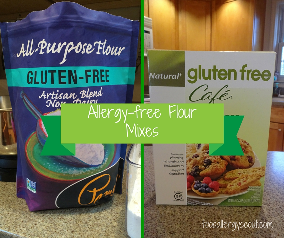 Allergy-free flour mix reviews