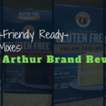 Pictures of Allergy-friendly King Arthur flour ready-made mixes